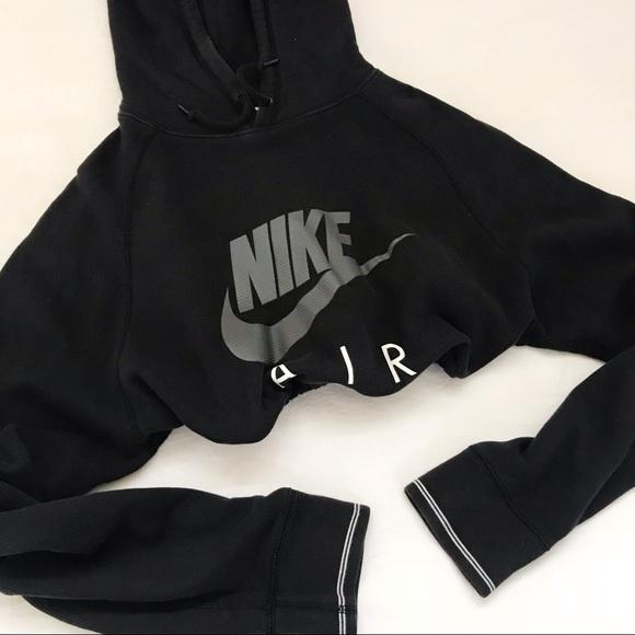 6870056c82 Vintage nike drawstring crop hoodie. M_5c7060a35c4452809be83b86